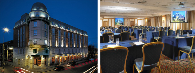 ICSA AGM & Annual Conference: Alexander Hotel, Dublin, 11th December, 2012