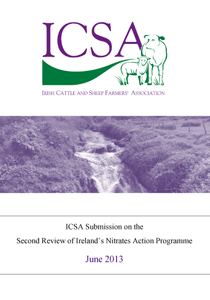 ICSA Nitrates Submission Th