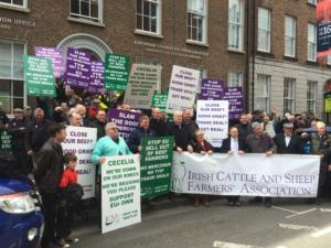 ICSA Protest 1
