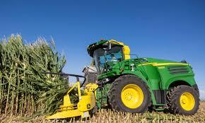 maize-harvester