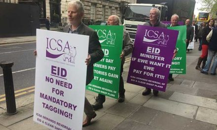 Coalition of Irish farmers and environmentalists call for CETA to be rejected