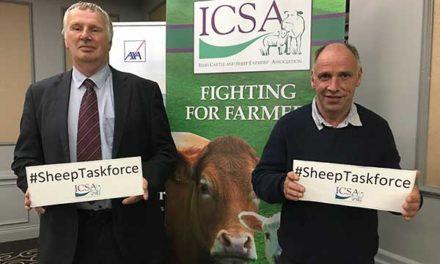 WESTMEATH ICSA TO HOST FARMERS MEETING IN MULLINGAR