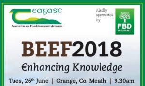 Teagasc Beef 2018