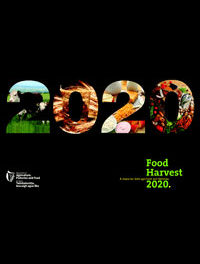 Submission To Government On The Environmental Aspects Of The Targets Under Food Harvest 2020