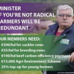 ICSA CAP FUNDING REACTION: ONLY THE ICSA PLAN CAN DELIVER ON THE AGRI-ENVIRONMENT, SUCKLER, SHEEP AND BEEF PAYMENTS AMBITION